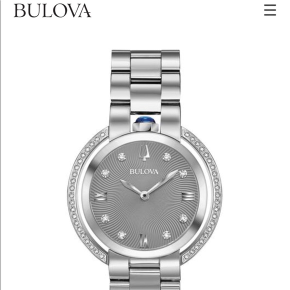 d9022100c Bulova Accessories | Rubaiyat Diamond Watch | Poshmark